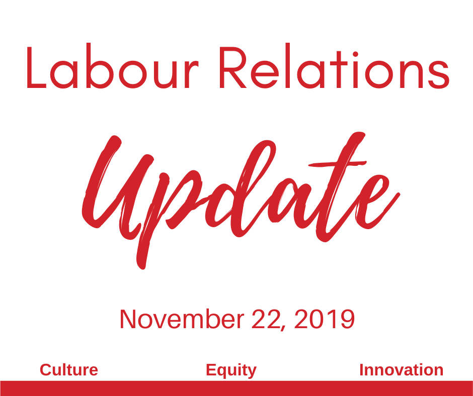 Labour Relations Update - OSSTF