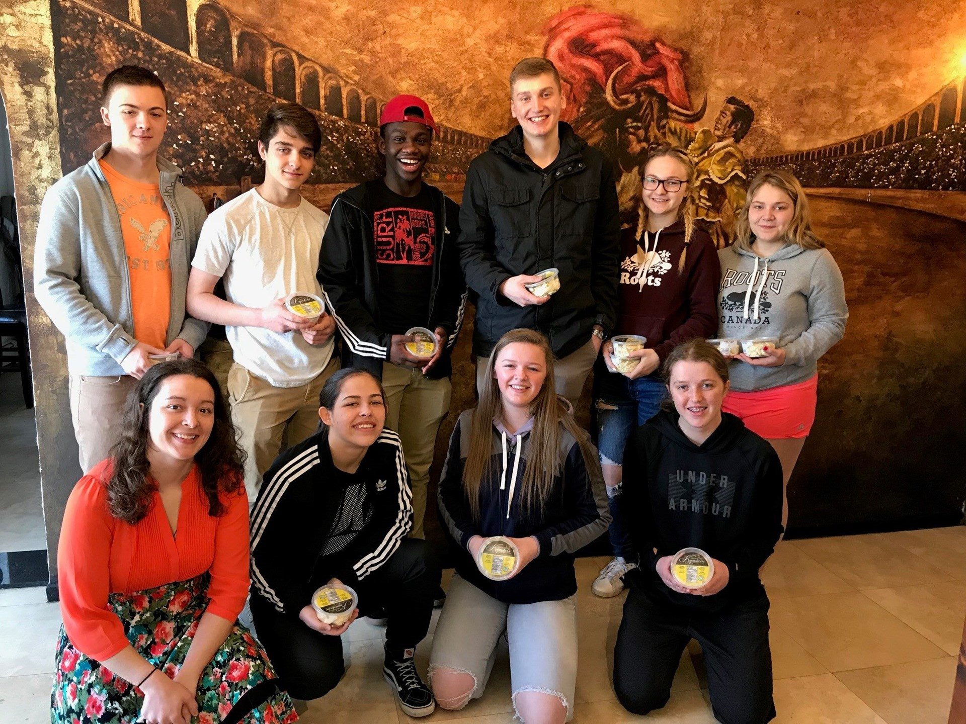 Kap High Students Visit Fromagerie - April 2018.jpg