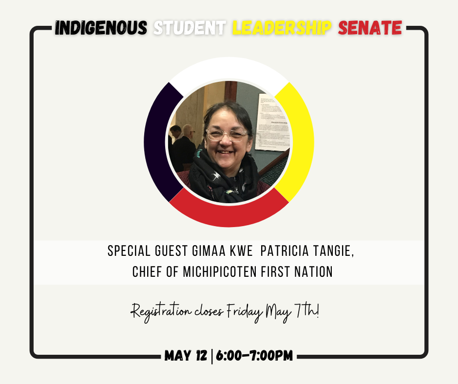 Indigenous Student Leadership Senate