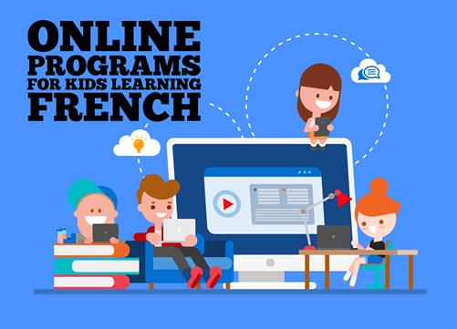 Free French Virtual Programs