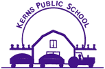 Kerns Public School logo