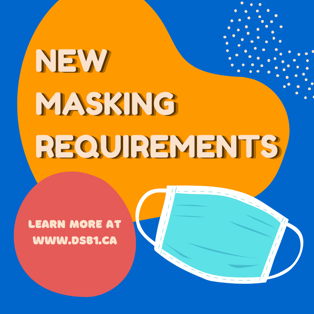 New Student Masking Requirements