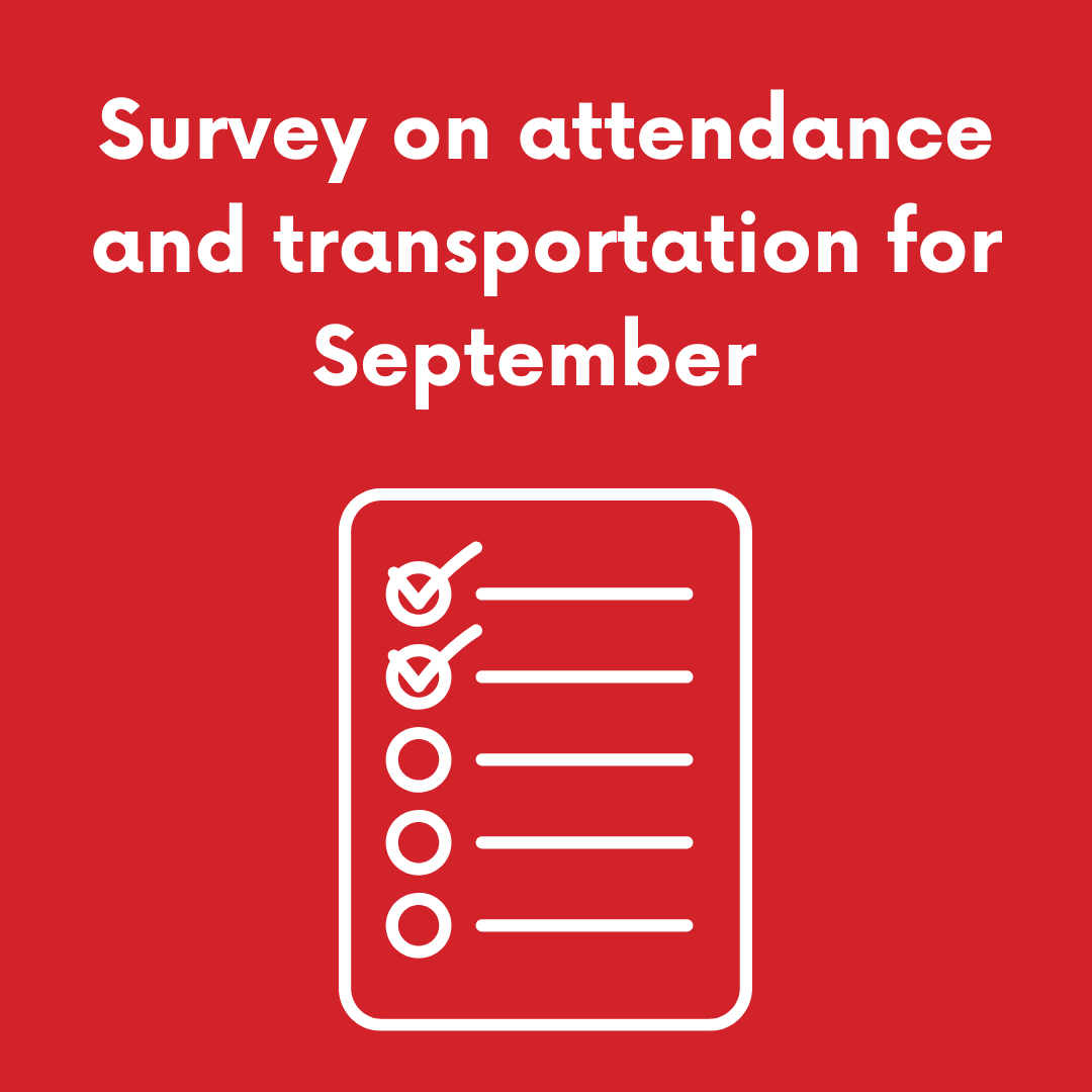 Survey for Families Regarding Attendance and Transportation